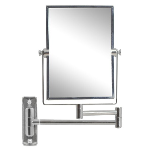 Modern Contemporary 10x Magnifying Mirror Allmodern