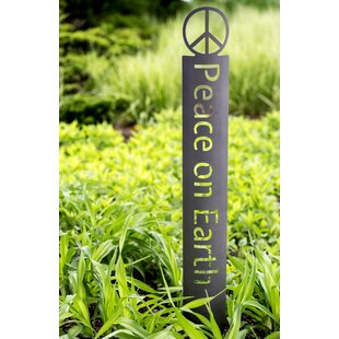 Peace Garden Stake by Majestic MFG