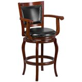 Tracey Swivel Counter & Bar Stool by Darby Home Co