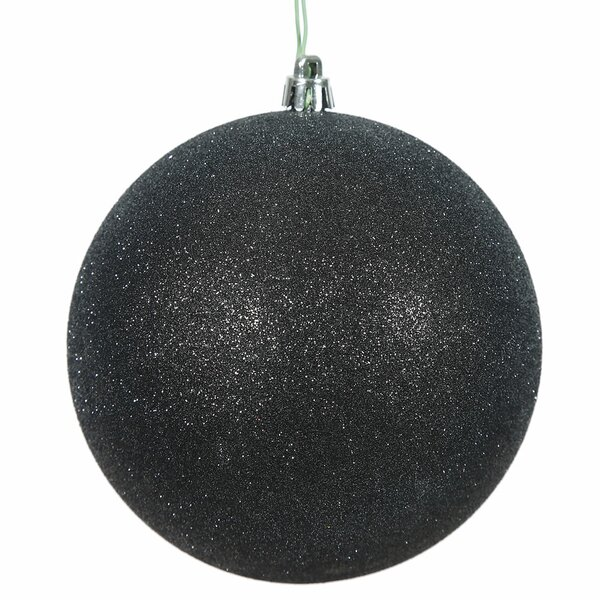 black christmas ornaments youll love wayfair