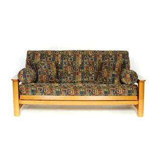 Bot Box Cushion Futon Slipcover by Lifestyle Covers