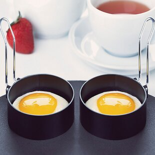 Round Egg Ring (Set of 2)