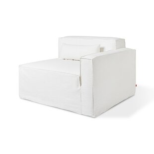 Gus* Modern Mix Modular Box Cushion Sofa Slipcover