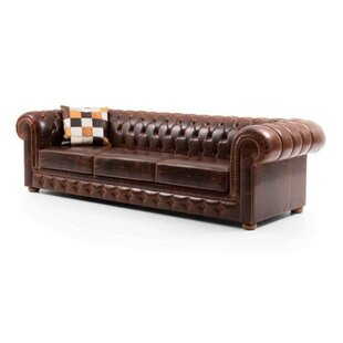 Shop Aurelia Chesterfield Sofa by Darby Home Co
