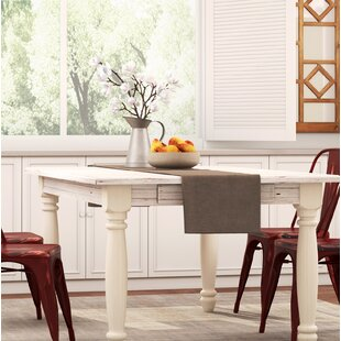 Calila Extendable Dining Table by Birch Lane™ Heritage Fresh