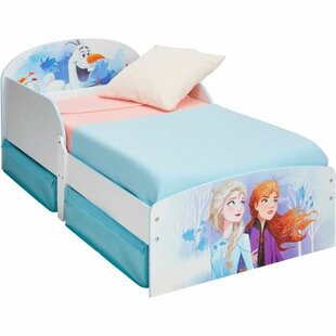 Alexandra Frozen 70 X 140cm Covertible Toddler Bed By Frozen