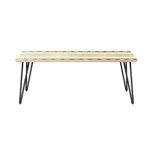 Hulse Coffee Table by Bungalow Rose