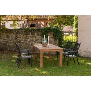 4-Sitzer Gartengarnitur Abacus von Inko