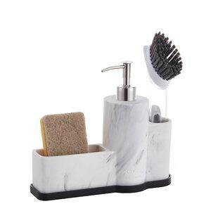 Kitchen Soap And Sponge Holder Wayfair