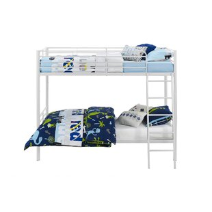 Mia Single Bunk Bed By Harriet Bee