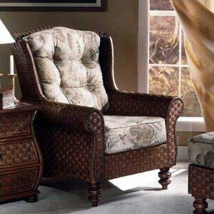 6700 Kingsbridge High Back Chair by South Sea Rattan