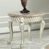 Round End Table by House of Hampton®