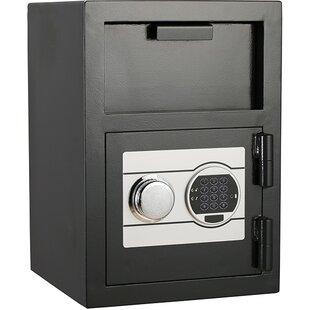 QNN Safe Dual-Lock Depository Safe