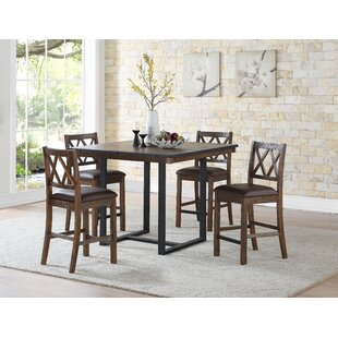 Rayner 5 Piece Dining Set