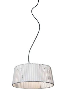 Morosini Ribbon 1-Light Drum Pendant