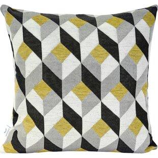 Ortez Cotton Throw Pillow