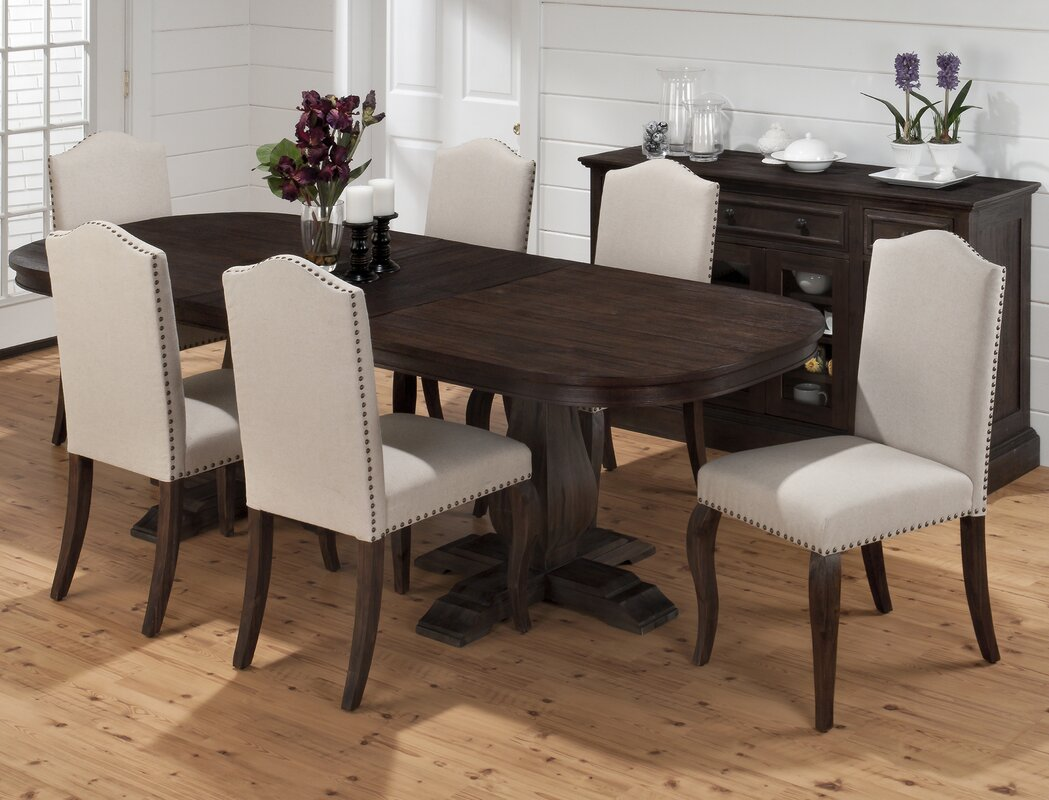 Awesome Cayuga Extendable Dining Table
