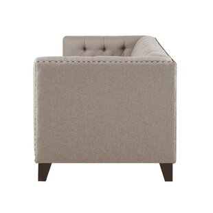 Chesterfield Loveseat by Madison Park Signature