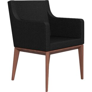 Bess Armchair Upholstered Wooden Arm Chair