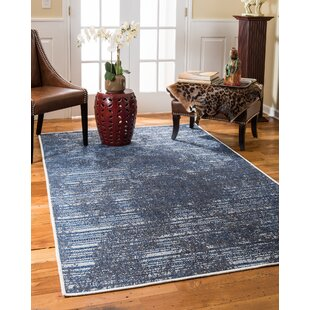 Comparison Hand-Woven Gray/Blue/Black Area Rug ByNatural Area Rugs