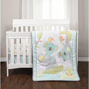Ashendon 3 Piece Crib Bedding Set ByHarriet Bee