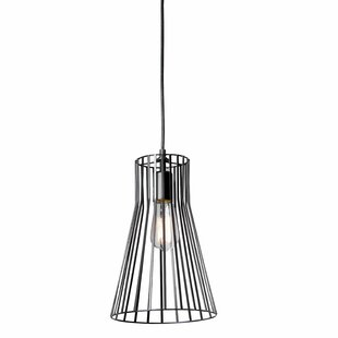 Wrought Studio Sena 1-Light Cone Pendant
