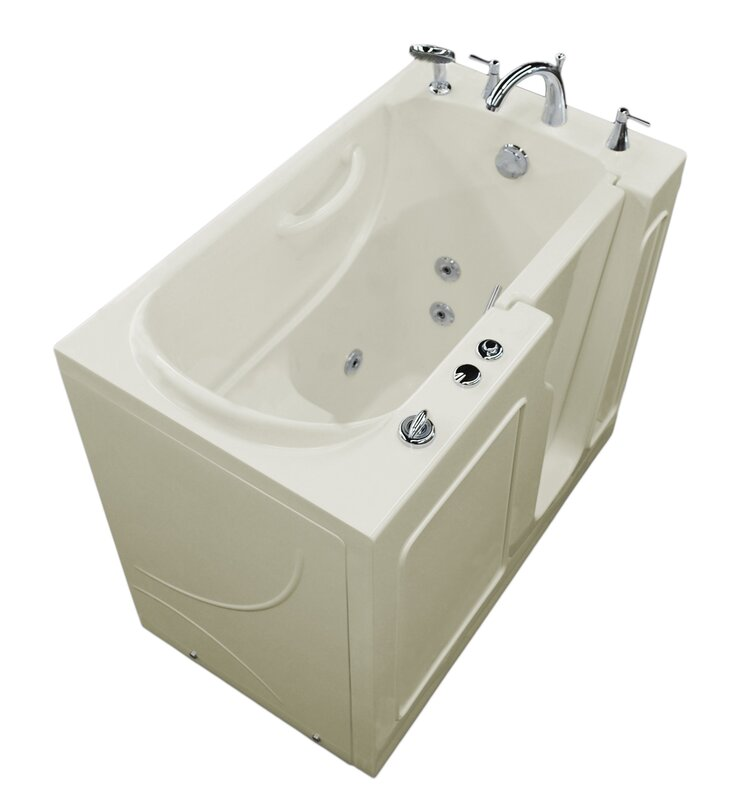 Therapeutic Tubs Prairie Thermalpeutic Heated 46\
