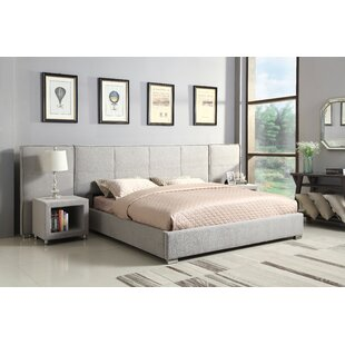 Onalaska Upholstered Panel Bed