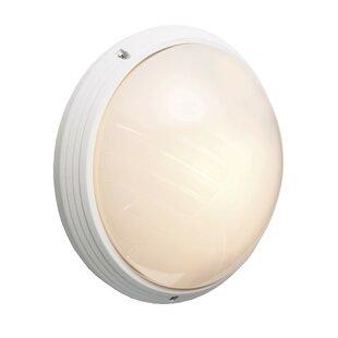 Bing 1-Light LED Outdoor Flush Mount By Deko Light