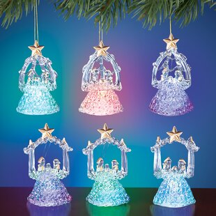 Glass Angel Christmas Ornaments You Ll Love In 2021 Wayfair Ca