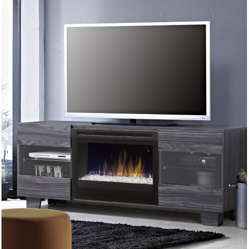 Dimplex Max Tv Stand For Tvs Up To 60 Inches With Fireplace