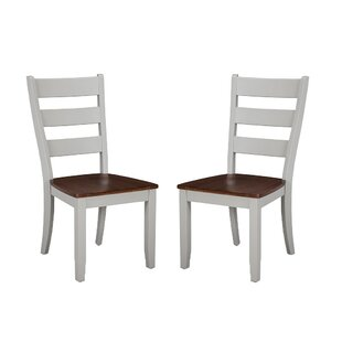 Benedetta Solid Wood Dining Chair (Set of..