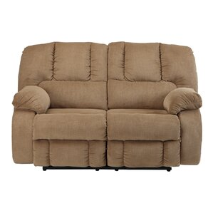 Roan Reclining Loveseat by Signature Design by Ashley