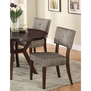 Side Chair (Set of 2) by Infini Furnishings