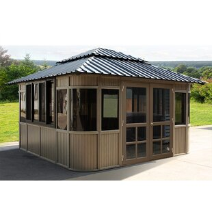 Westview Manufacturing Colorado 14 Ft. W x 14 Ft. D Manufactured Wood Patio Gazebo