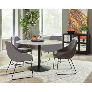Desloge 6 Piece Dining Set by Brayden Studio Best Choicest