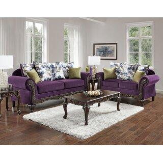 Anna Configurable Living Room Set by Chelsea Home SKU:ED330693 Buy