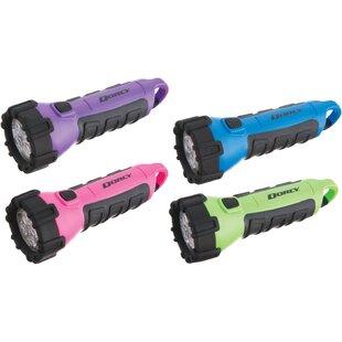 Dorcy 55-Lumen 4-LED Floating Flashlight