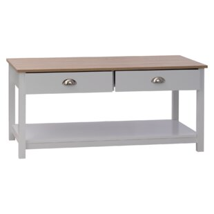 Ferris Coffee Table with Storage by Longshore Tides