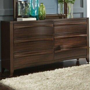 Steinhoff 6 Drawer Double Dresser