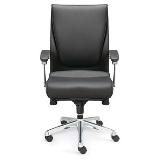 Valo Luxo Leather Executive Chair