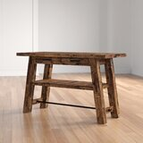 Acushnet 50 Solid Wood Console Table by Three Posts™