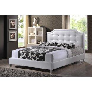 Bauman Upholstered Platform Bed by Mercer41