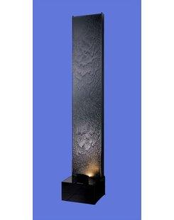 Midwest Tropical Fountain Acrylic Aqua Fall AF-3 Floor Fountain