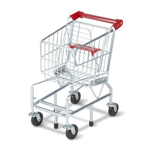 Shopping Cart Play Set Accessory by Melissa & Doug