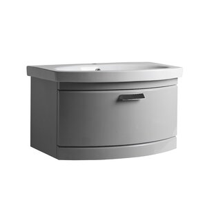 Gui 62cm Wall-Mounted Vanity Unit Base By Belfry Bathroom