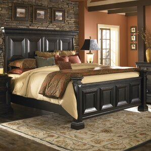 Barnys Panel Bed by Darby Home Co
