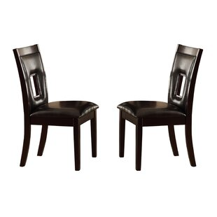 Bishop Side Chair (Set of 2) by Red Barre..
