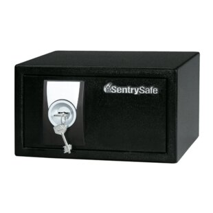 Sentry Safe Security Safe with Key Lock