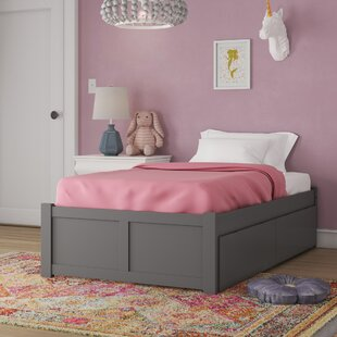 Shop for Bolick Platform Bed with Drawers by Isabelle & Max Reviews (2019) & Buyer's Guide